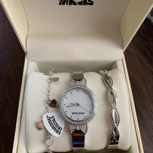 Watch and Bangle Set